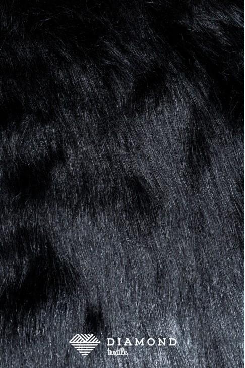 21716 Мех цв.01 черный