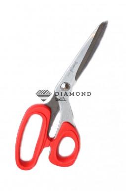 """Ножницы портновские """"Bianfens Scissors J19-450"""", №9/23,5 см, цв.красный"""