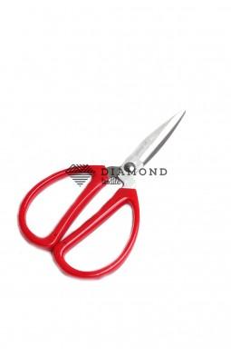 """Ножницы """"De Xian"""" №6/15 см, цв.красный"""