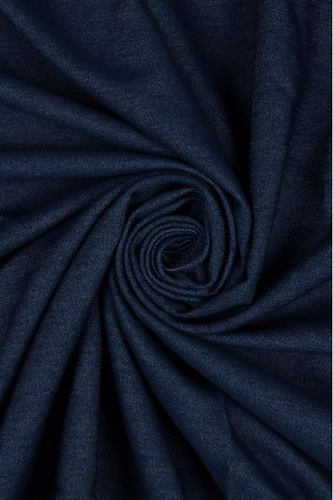 017641 Джинс цв. 12 т.синий