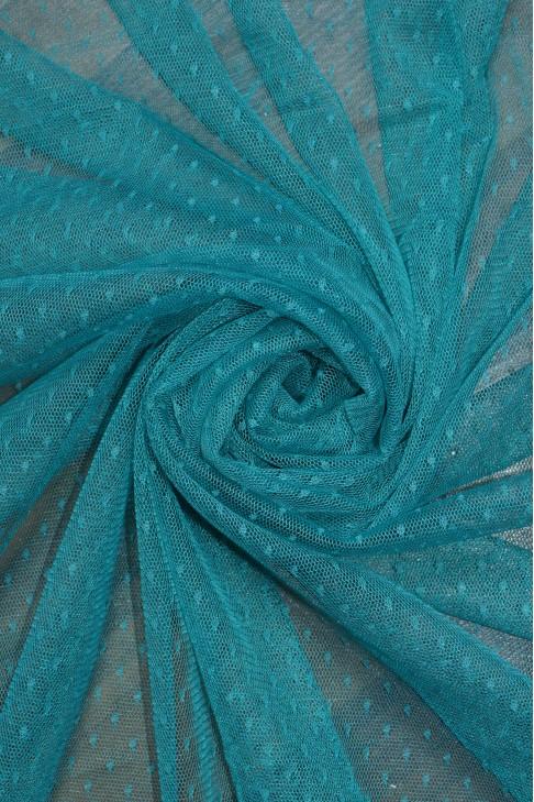 1682 Фатин точка цв. 08 морская волна