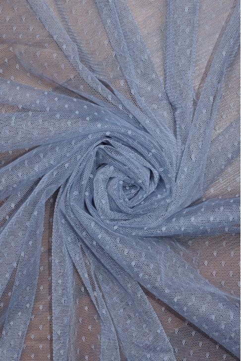 1682 Фатин точка цв. 14 серый