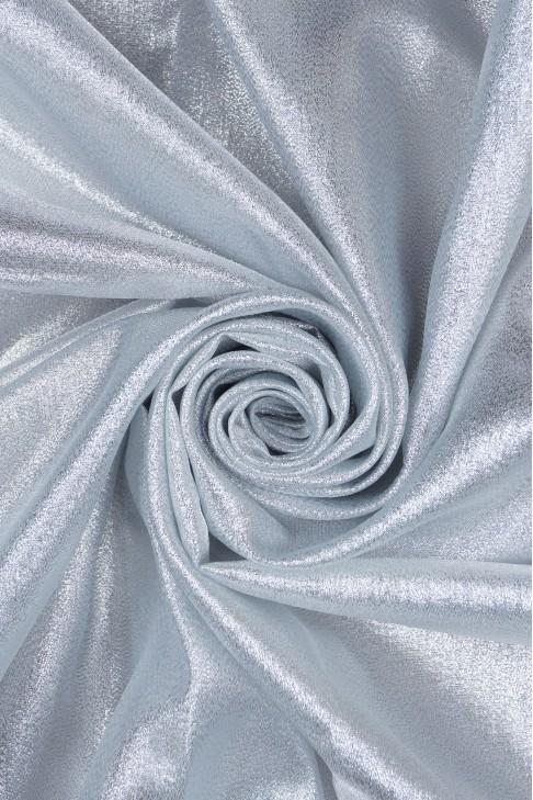 13822 Парча цв. серебра