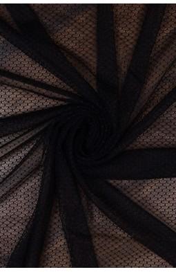 24844 Сетка диз.01 цв. чёрный