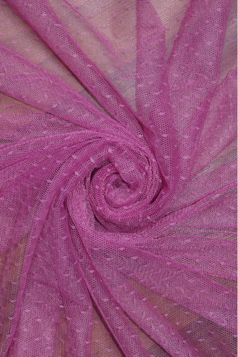 1685 Фатин точка цв.27 пепел розы