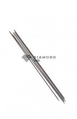 Спицы носочные Needles металлические 2.0 мм - 20 см