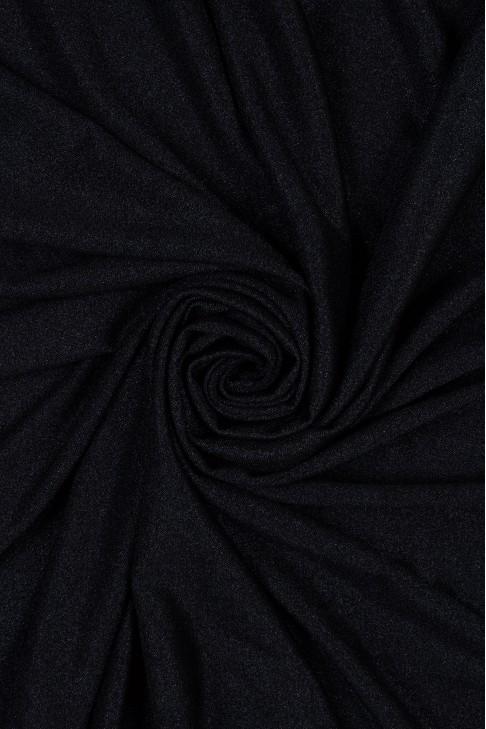 1002 Трикотаж Bently цв.01 чёрный
