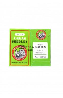 Иглы Organ Needles DBx1 №100/16 (10 шт)