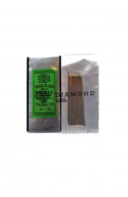 Иглы для ручного шитья Regal Needles №10 (20 шт)