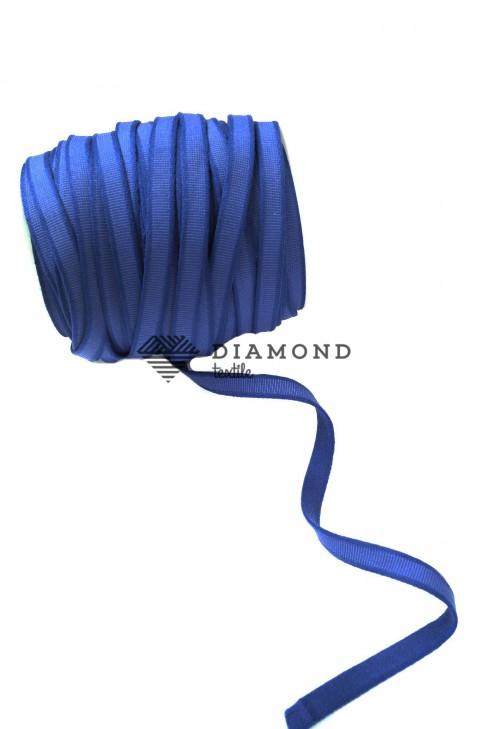 1092 Тесьма тоннельная цв.синий