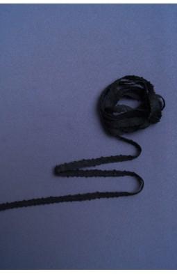 6802 Кружево хлопок цв.черный