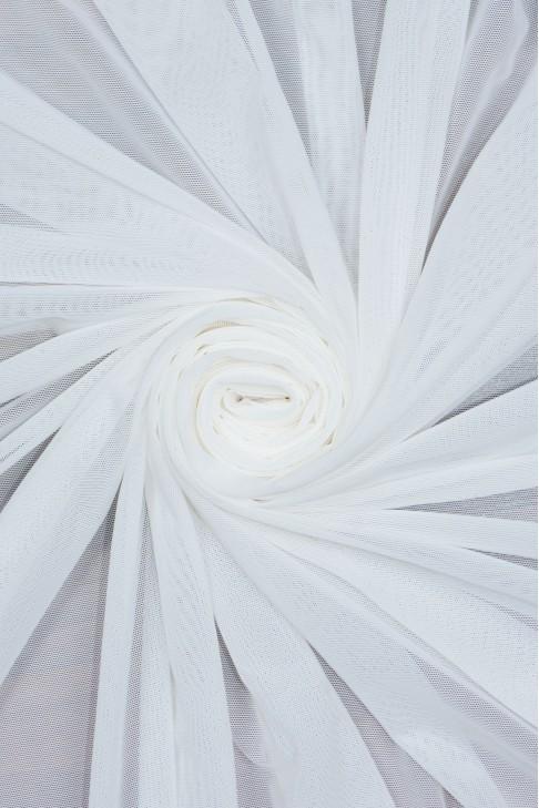 1630 Сетка стрейч цв.03 молочный