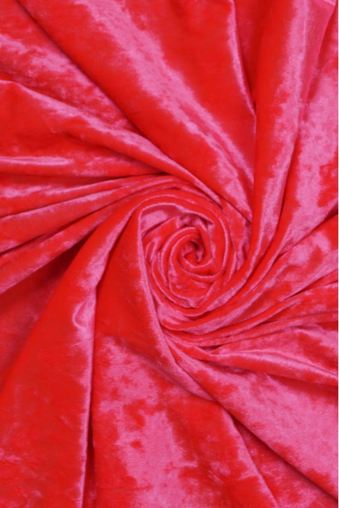 1555 Бархат цв.43 розовый