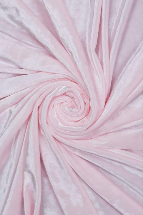 1555 Бархат цв.13 св.розовый