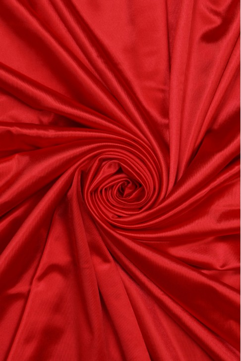 1937 Бифлекс Сатин цв.46 красный