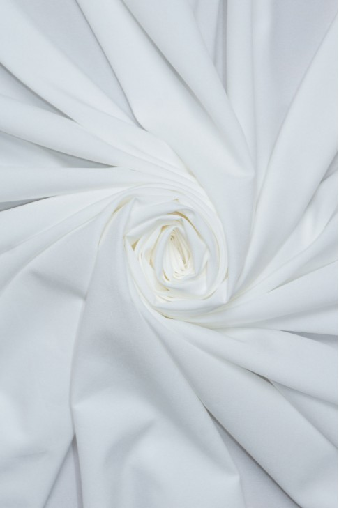 17749 Шифон Супер Софт цв.04 молочный