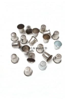 Наперсток швейный металлический