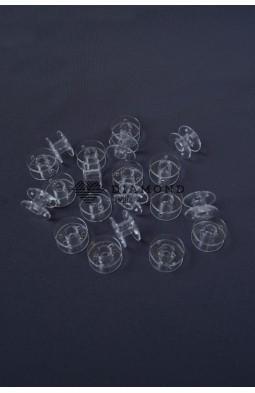 Шпулька пластмасовая для бытовых швейных машин