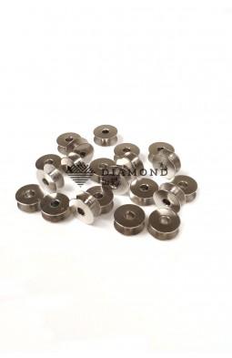 Шпулька металлическая для промышленных швейных машин